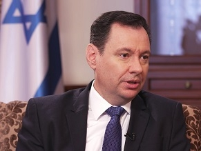 Dialogue with Russia more intense now, says Israeli envoy