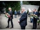 В Риге отметили День памяти жертв Холокоста