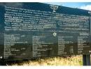В Николаевской области у мемориала жертвам Холокоста установили стенд с именами погибших
