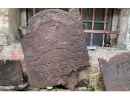 Во Львове во время раскопок обнаружили еврейские надгробия