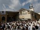 Израиль призывает Украину запретить паломничество хасидов в Умань