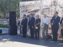 В Мелитополе открыли мемориал памяти жертв Холокоста