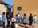 В сербском городе почтили память депортированных евреев