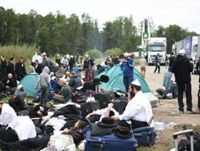В Офисе Зеленского  прокомментировали ситуацию относительно двух тысяч паломников на границе с Украиной