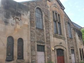 Почти 100-летнюю синагогу в Шотландии внесли в список охраняемых зданий