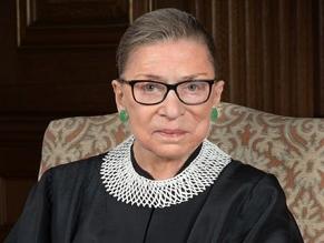Умерла член Верховного суда США Рут Бейдер Гинзбург