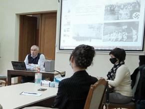 В Черновцах стартовал международный диджитал-проект «Измеряя гетто»