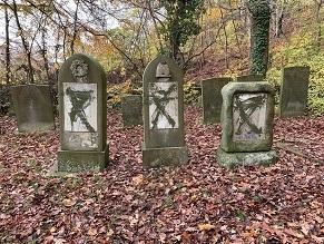 Датский неонацист приговорен к году тюремного заключения за осквернение более 80 еврейских могил