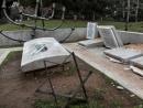 В Греции осквернены еврейские кладбища и мемориал жертвам Холокоста