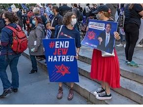 Две трети американских евреев говорят о росте антисемитизма за последние пять лет