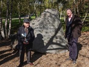 Выжившему в Холокост участнику Олимпийских игр вручили награду в Британии