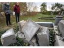 В Венгрии разгромлено еврейское кладбище