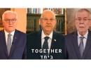 Президенты Израиля, Германии и Австрии выступили с совместным заявлением против антисемитизма