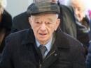 Умер бывший узник Аушвица