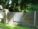 В Германии украли мемориальную доску жертвам Холокоста