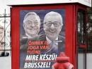 Венгерский музей подвергся критике за сравнение Джорджа Сороса с нацистскими газовыми камерами
