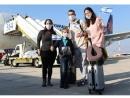 В Израиль из Украины прибыли 160 репатриантов перед Ханукой 5781
