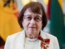 Тяжелая утрата Еврейской общины Литвы. Не стало Ирены Вейсайте
