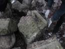 В Кременце еврейские надгробия перенесены на местное кладбище Бейт Альмин – «Дом вечности»