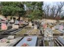 Под Парижем неизвестные осквернили свастиками десятки могил
