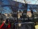 В Драме осквернили памятник жертвам Холокоста