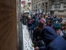 Венгерские евреи вспоминают жертв Будапештского гетто