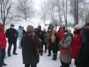 В Новогрудке осудили местную жительницу за участие в экскурсии о Холокосте