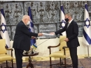 Посол Украины в Израиле Евгений Корнийчук вручил верительные грамоты Президенту Реувену Ривлину