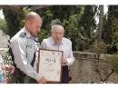 В Иерусалиме скончался Мордехай Ансбахер, один из последних свидетелей, выступавших на процессе Эйхмана