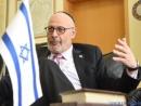 Посол Израиля требует отменить решение о присвоении стадиону в Тернополе имени Шухевича
