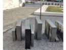 В центре Львова Пространство Синагог разрисовали свастикой