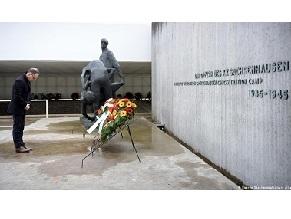 В Германии почтили память узников концлагерей Заксенхаузен и Равенсбрюк