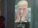 В Большой хоральной синагоге Гродно открылась выставка, посвященная Леониду Левину