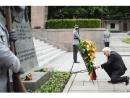 В германо-российском музее президент ФРГ почтил память жертв нападения нацистской Германии на СССР