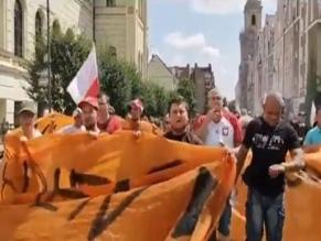 Противники вакцинации в Польше обвинили евреев в пандемии COVID-19