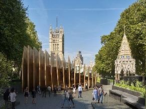 Мемориал жертвам Холокоста будет возведен рядом с британским парламентом