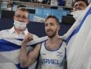 Выходец из Украины гимнаст Артем Долгопят завоевал «золото» для Израиля