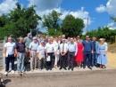 В Василькове открыт памятный знак на месте расстрелов евреев