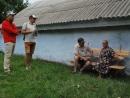 Поисковая экспедиция по местам Холокоста Одесской области