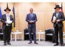Первые в Германии полицейские раввины вступили в должность