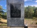 Эстонская еврейская община сообщает о мемориальной церемонии в Калеви-Лийва
