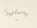 В Сербии нашли коллекцию автографов Бродского