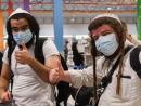 Около 2000 израильтян не могут вернуться из Умани из-за положительных тестов на коронавирус