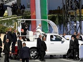 Папа Римский предупредил об опасности антисемитизма в Европе