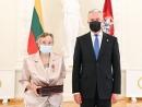 Президент Литвы наградил спасавших евреев во время войны