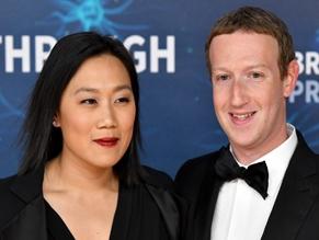 Марк Цукерберг и Присцилла Чан пожертвовали $1,3 млн 11 еврейским организациям