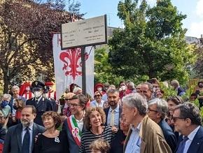 Парк во Флоренции назвали в честь еврейских героев Сопротивления