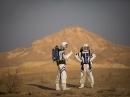 В израильской пустыне начался эксперимент, имитирующий полет на Марс