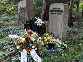 Скандал в Германии: неонациста похоронили в еврейской могиле