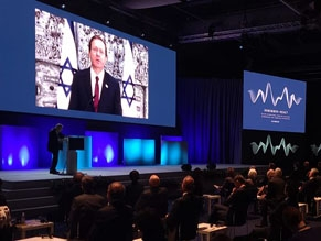 В Швеции проходит Международный форум памяти жертв Холокоста и борьбе с антисемитизмом
